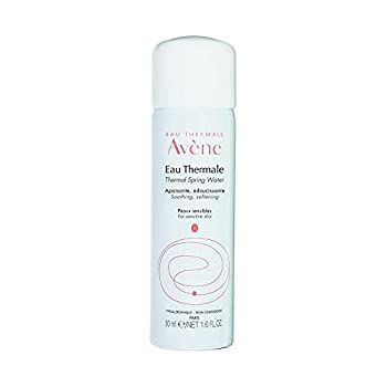 Eau Thermale Avene Thermal Spring Water Soothing Calming Facial Mist Spray for Sensitive Skin Fragrance-Free Alcohol-Free 1.6 oz.
