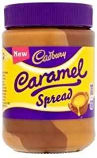 Original Cadbury Caramel Spread Imported From The UK England