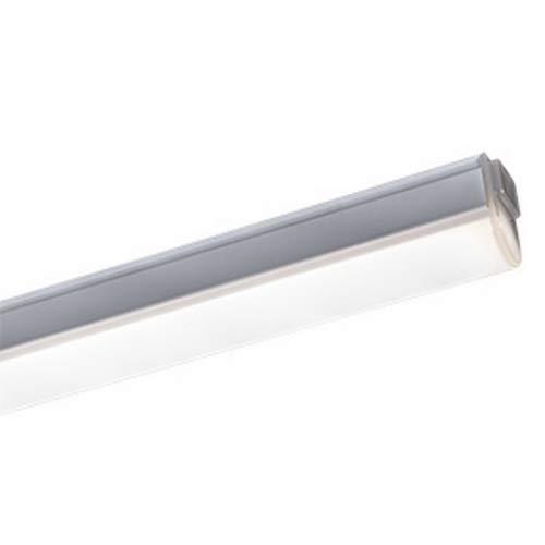 Beghelli RegLED Eco 14W Apparecchio Reglette LED, Protezione Internazionale IP40, 1120lm, 4000K, 14 W, Multicolore