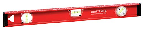 CRAFTSMAN Level Tool, 24-Inch (CMHT82344)