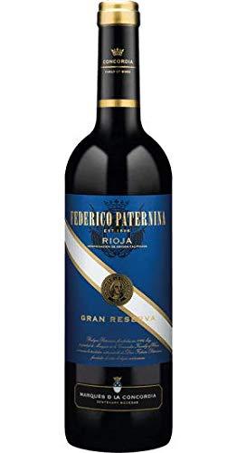 Paternina Gran Reserva D.O Rioja Vino tinto - 3 botellas x 750 ml - 2250 ml