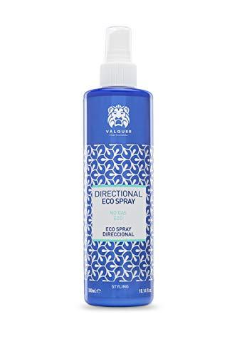 Valquer Eco Spray de Fijación Direccional. Laca ecológica. Laca cabello sin gas- 300 ml