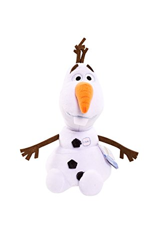 Disney La Reine des neiges 20,3 cm Talking Bonnet Olaf en Peluche