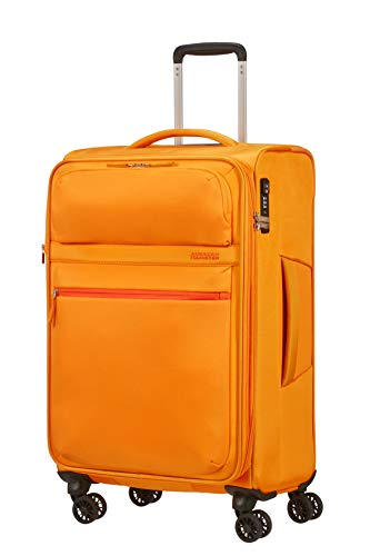 American Tourister Matchup Hand Luggage 68 Centimeters 78 Yellow (Popcorn Yellow)