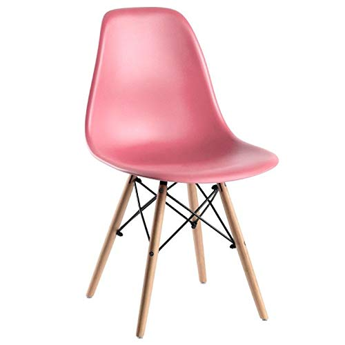 regalosMiguel - Sillas Comedor - Silla Tower Basic - Rosa