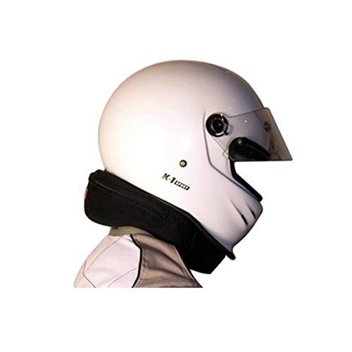 K1 Race Gear 70233089 Black Adult Neck Brace - Neck Protector