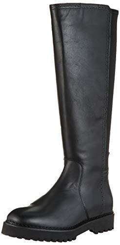 Marc O'Polo Damen 90914788001100 Hohe Stiefel, Schwarz (Black 990), 38 EU (5 UK)