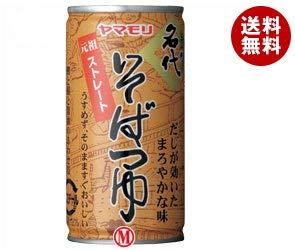 ヤマモリ 名代そばつゆ195g缶×30本入