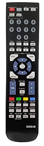 Ersatz Fernbedienung passend für Samsung DVD Recorder 00084B | AK5900084B | AK59-00084B