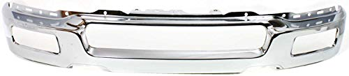 Evan-Fischer Front Bumper Compatible with 2004-2006 Ford F-150 Lower Face Bar...