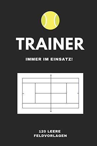 Trainer - Immer im Einsatz / 120 leere Feldvorlagen: 6