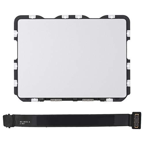 Socobeta 13,3-Zoll-Kabel-Präzisions-Trackpad Trackpad-Ersatz-Laptop-Zubehör für MacBook für Computer für Multi-Touch für Notebooks