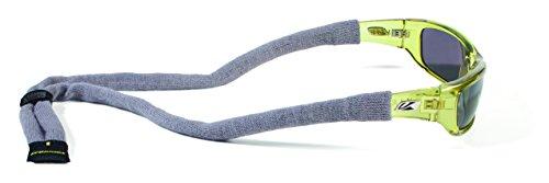 Croakies Retenedor de Gafas de algodón (35,5 cm, carbón)