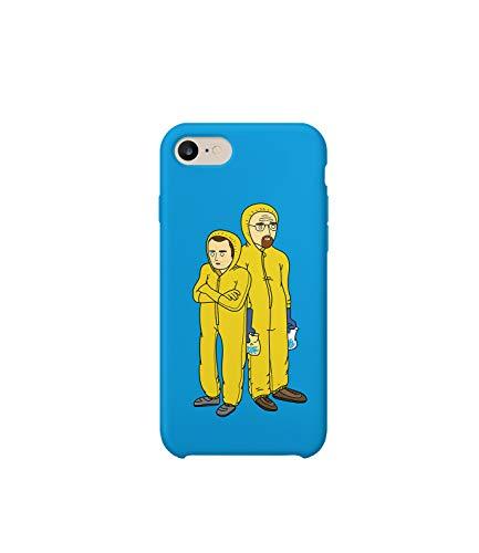 Lab Meth Walter White Jesse Heisenberg - Carcasa para iPhone 6, 7 8 X XS XR MAX Samsung Galaxy Note Huawei P10 P20, Samsung S7