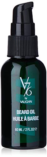 V76 by Vaughn BEARD OIL Hydrating Conditioning Formula for Men, 2 Fl Oz