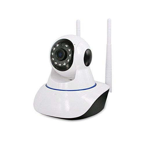 Dome Kamera Abdeckung/WiFi Kamera Set / ¨¹berwachungskamera Infrarot Nachtsicht/Sicherheitskamera Mit/IP Kamera X2-720P, Unterst¨¹Tzung 64G TF Karte/F¨¹r Android und IOS Handys
