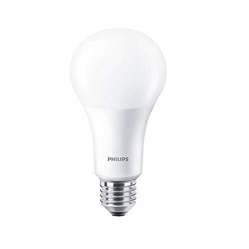 Philips MASTER LEDbulb 14 Watt 927/922 2700-2200 Kelvin warmweiß extra A67 E27 matt DimTone