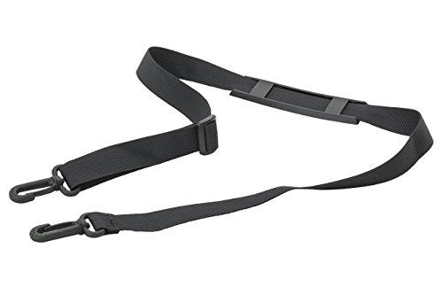 VAUDE Ersatzteil Schultertragegurt für VAUDE SE-Radtaschen, black, 124x2, 5cm, 12589
