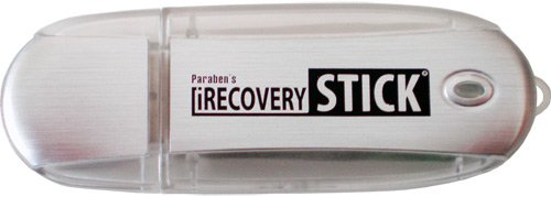 Paraben iRecovery Stick, USB Drive with Software to Recover Deleted Data from iPhones and Examine the Contents of an iPhone, iPad, or iTouch.