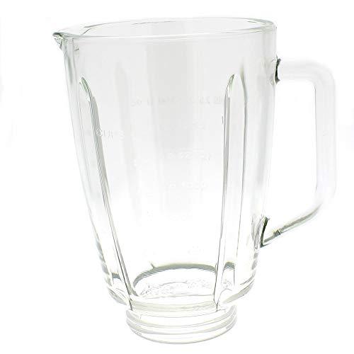 Bol mixer verre pour Blender Koenig, Blender Harper, Blender Essentiel b, Mixer Essentiel b, Blender Bluebell