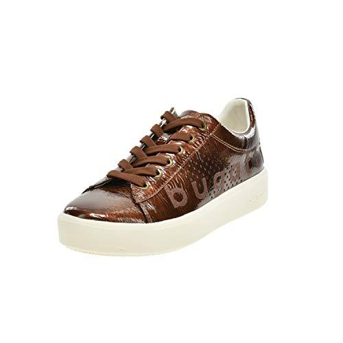 bugatti Damen 432407195700 Sneaker, Cognac, 39 EU