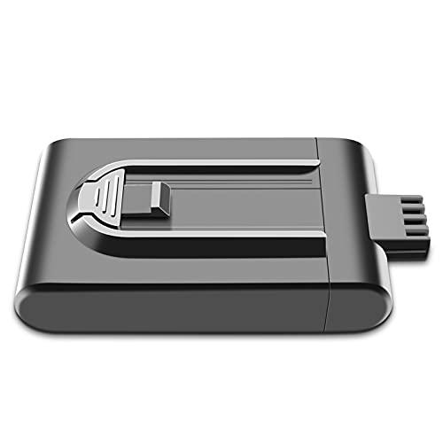 EICHXO 21.6V 3000mAh Li-Ion Batería DC16 Batería Compatible con Dyson DC16 Root 6 DC16 Animal DC12 DC16 Rosa Aspiradora 12097 912433-01 912433-03 912433-04 BP01