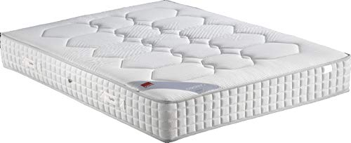 Epeda Matelas CAMBRURE 140x200 Ressorts