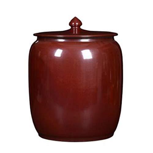 DIBAO Decoración de la Mesa de té Taza de té de cerámica...