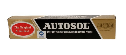 Autosol GV0400 Metal Polish, 75 ml