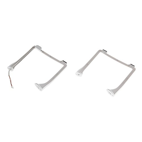DJI Phantom 3 Part #71 Landing Gear(Sta) for P3 Standard (Sold by Authorized US Dealer-Ship from USA)