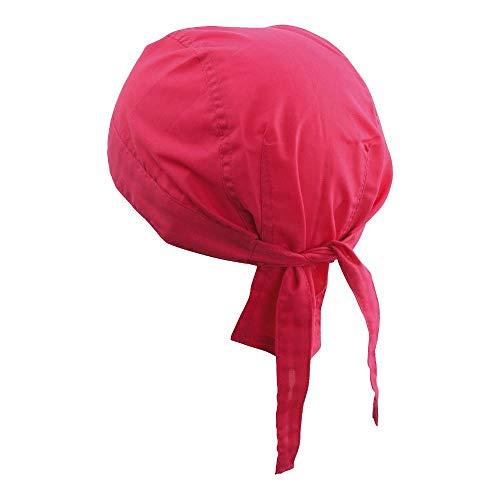 Myrtle Beach - Bandana Hat | Kopftuch, one size, pink