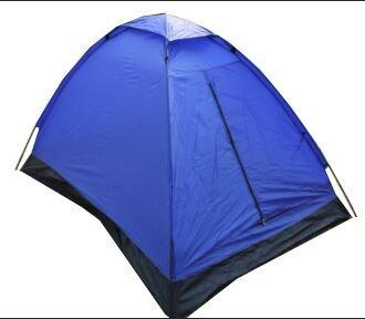 Semoo - Zelt für 2 Personen - Kuppelzelt - Blau