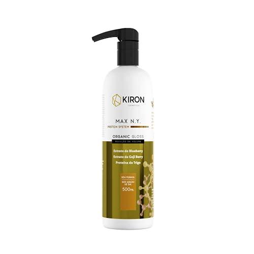 Escova Progressiva Organic Gloss Protein System MAX N.Y. Kiron 500ml