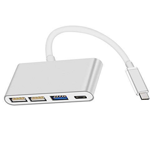 "\'creative-idea Typ C Konverter Multiport 4in 1Hub USB 3.0usb-c Lade-Adapter für MacBook Pro 1315\"""