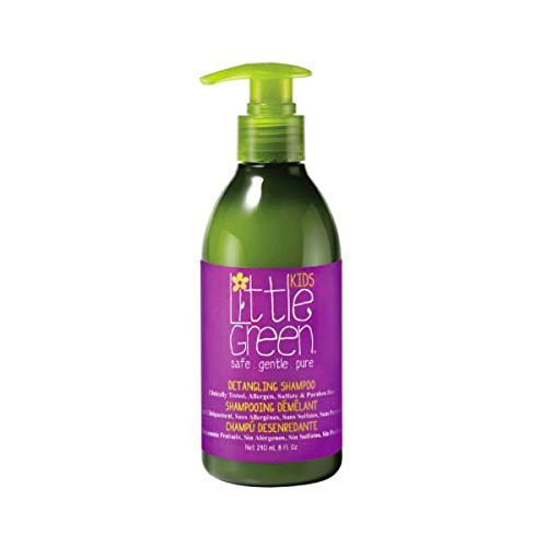 Little Green Champú Desenredante 240 ml