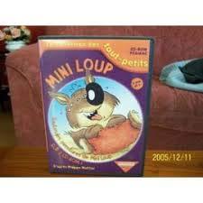 Mini Loup Collector - 3 CD