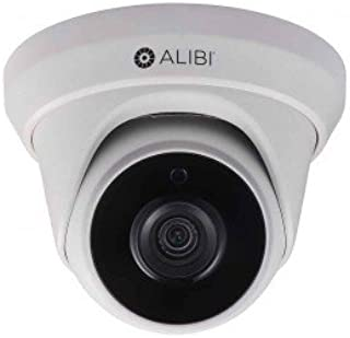 2.0 Megapixel HD-TVI 130' IR Outdoor Dome Security Camera. 2.8 mm Lens with 103.5? FOV