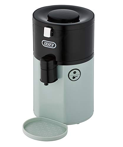 キングジムToffyトフィーコーヒーメーカー全自動ミル付きペールアクアK-CM2-PA