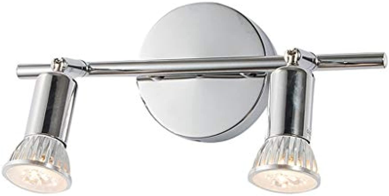 @Badezimmer Lichter LED Spiegel Scheinwerfer dekorative Scheinwerfer Restaurant Schlafzimmer Küche Wand Deckenleuchten Deckenleuchte (Farbe   Warmes weies Licht)