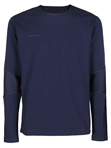 Mammut Luxury Fashion Herren 1014015715118 Blau Baumwolle Sweater | Frühling Sommer 20