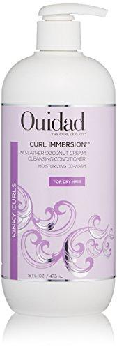 4. Ouidad Coconut Cream Cleansing Conditioner