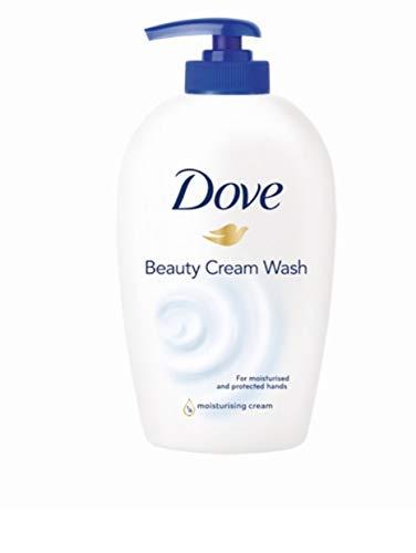 Dove Pflegende Hand-Waschlotion Seifenspender, 250 ml