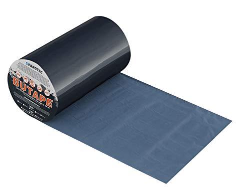 Aluminium Butylband BuTape Dachreparatur 150 mm 10 lfm 5 Farben (Anthrazit)