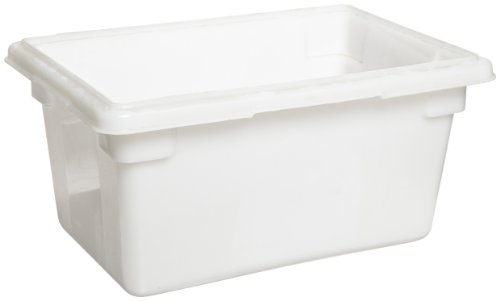 Rubbermaid Commercial Products 19L ProSave Food Box - White