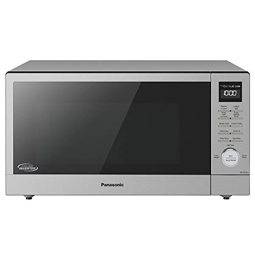 Panasonic NN-SD78LS Countertop Microwave oven with Cyclonic...