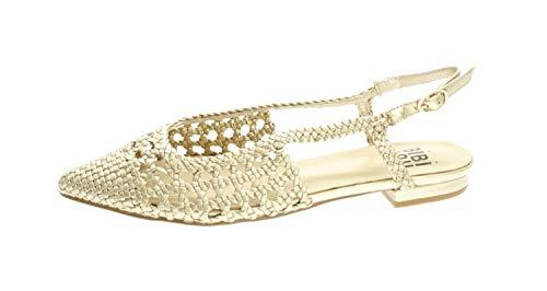 Bibi Lou - Zapatos de mujer de oro 597z12es