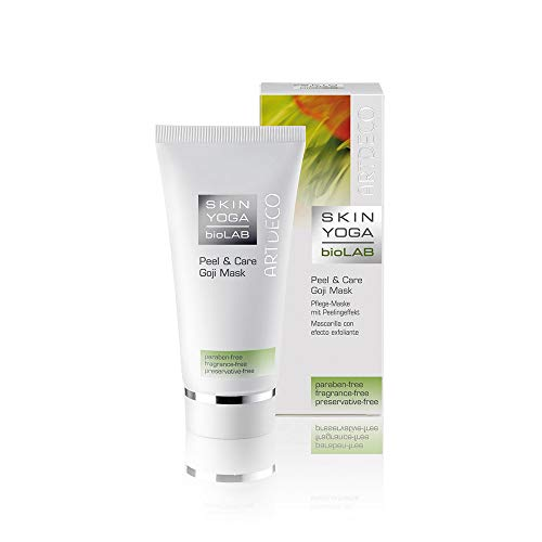 Artdeco Skin Yoga bioLAB femme/woman, Peel und Care Goji Mask, 1er Pack (1 x 50 ml)
