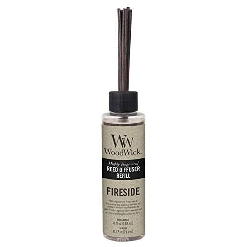 Woodwick Candle Reed Diffuser Refill 4 Oz. - Fireside