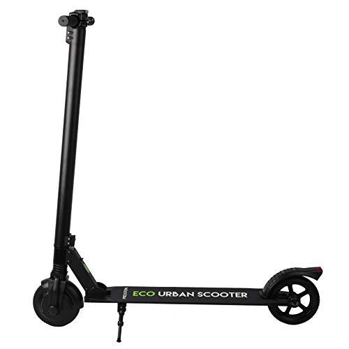 PRIXTON Eco Urban Scooter - Patinete Electrico para Adulto/Patinetes Electricos con Ruedas de 6,5 Pulgadas