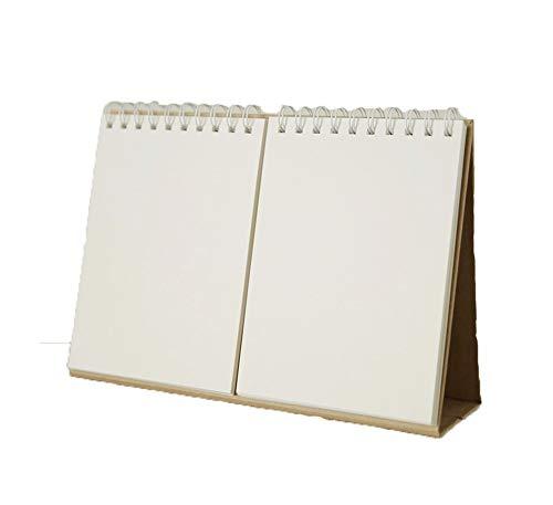 DIY leerer Schreibtisch-Kalender-leerer Malerei-Kalender-kreatives Geschenk, C1